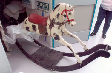 yorkshire rocking horse restoration