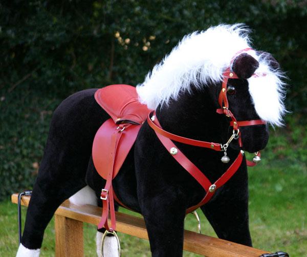 Yorkshire rocking horse repair for antique